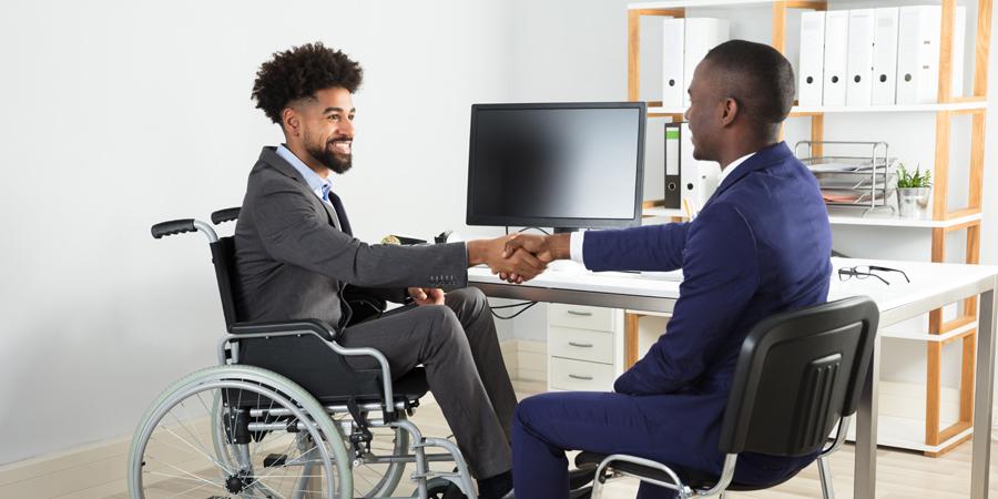 Imagem Dia Nacional de Luta da Pessoa com Deficiência reforça a importância da inclusão no mercado de trabalho